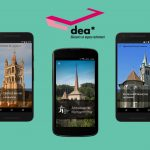 dea* Application mobile visite guidée outil de gestion