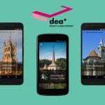 dea* Application mobile visite guidée outil de gestion