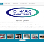 Di Mario electricité website