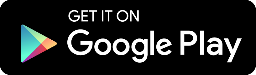 Google Play Download application button