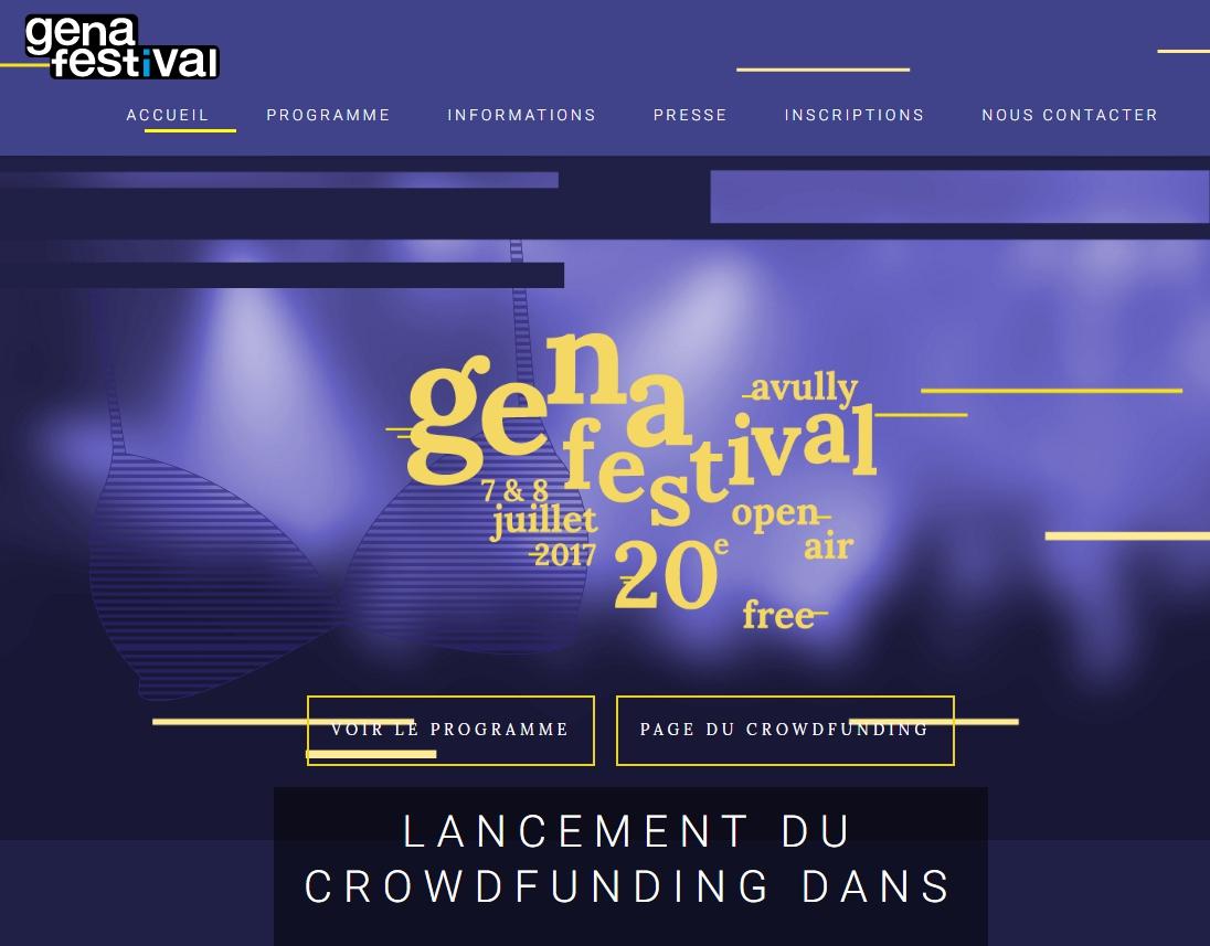Gena Festival Genève