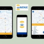 AVENUE H2020 Autonomous Vehicles - Mobile Application