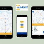 AVENUE H2020 Autonomous Vehicles - Mobile Application