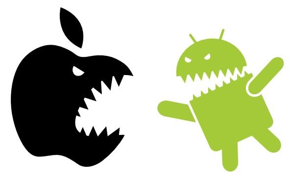 Etes-vous plutot iPhone ou Android