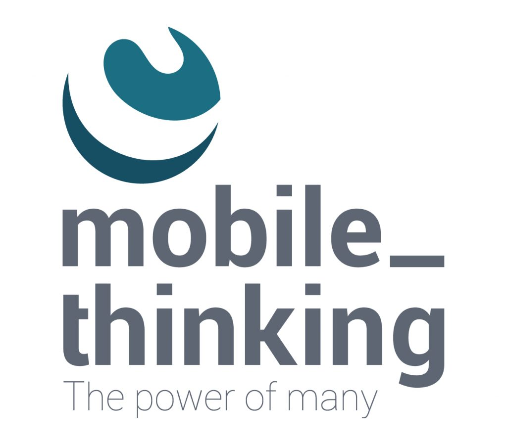 MobileThinking_The power of many_logo vertical