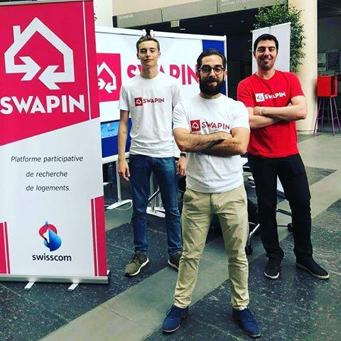 SWAPIN team