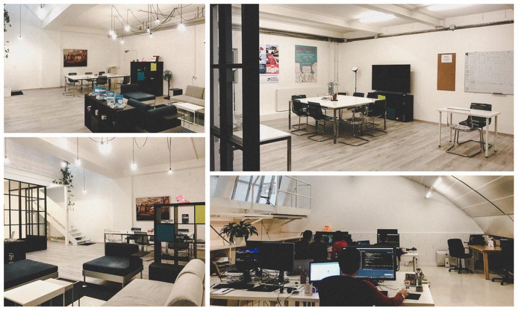 MobileThinking office