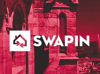 Swapin app appartement