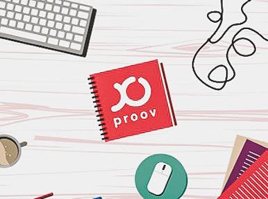 Proov app tutor