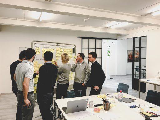 Carlos Ballester Lafuente Atelier de conception Genève Design thinking