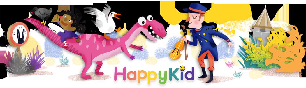 HappyKid Banner