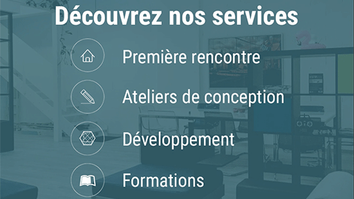 Service Genève - ateliers de conception - Développement