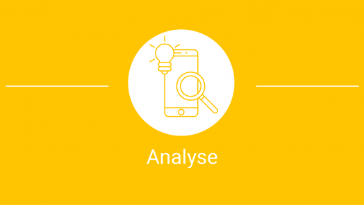 De l'idée à l'application - Analyse banner