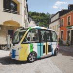 Autonomous Vehicles Luxembourg Sales-Lentz