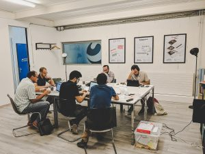 Design Sprint - Loyco & Piguet Galland