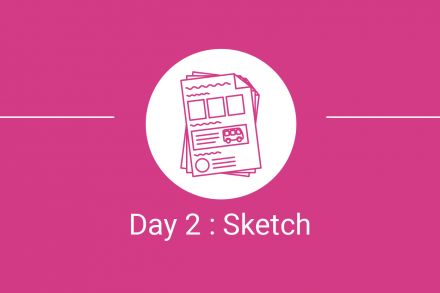 Day 2 Sketch - Design Sprint - A proven use case