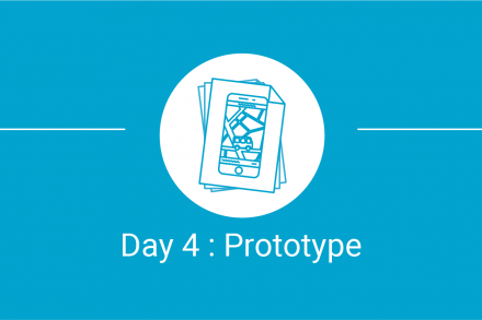 Day 4 Prototype - Design Sprint - A proven use case