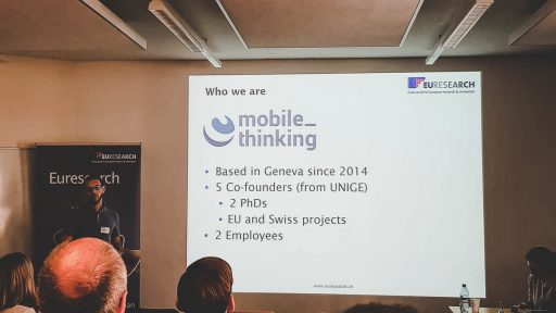H2020 Eurosearch Mobilethinking presentation