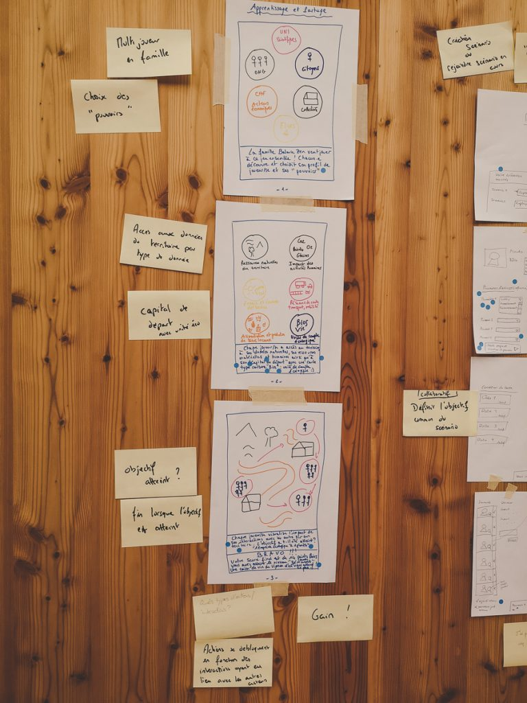 MOUNTAINCRAFT - Un design sprint en montagne et en pantoufle ! - Design Sprint