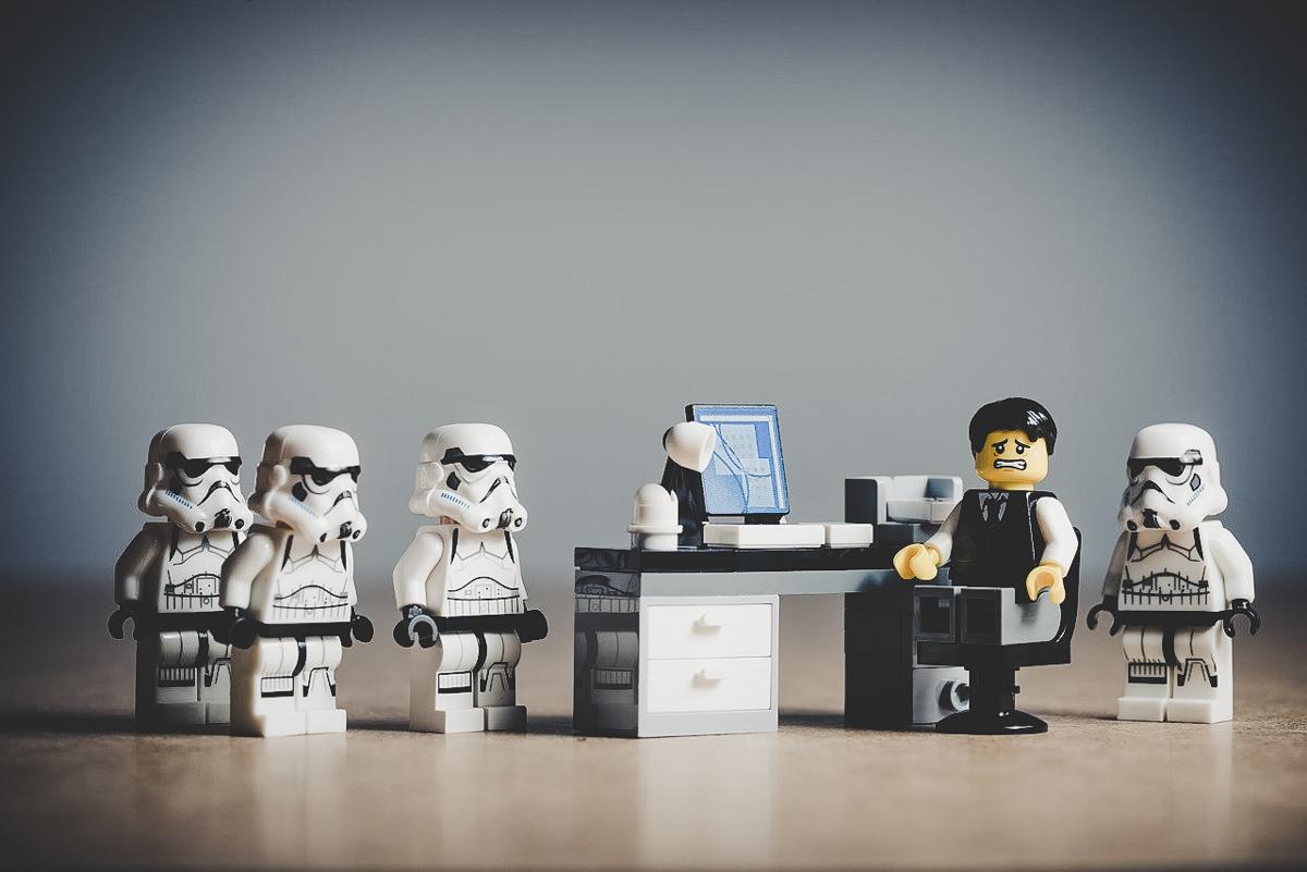 Transofrmation digitale - Lego usecase
