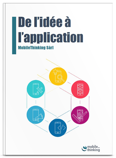 De l'idée à l'application - Ebook cover