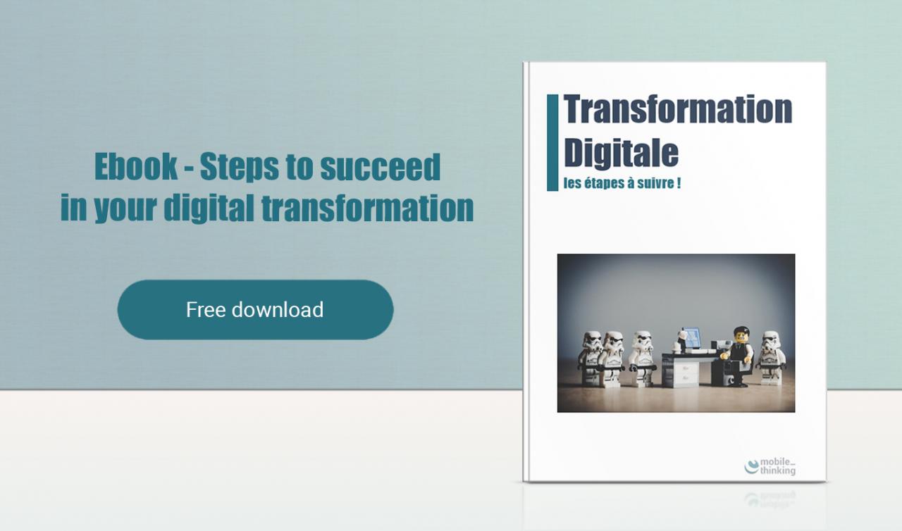 Transformation digitale - Ebook
