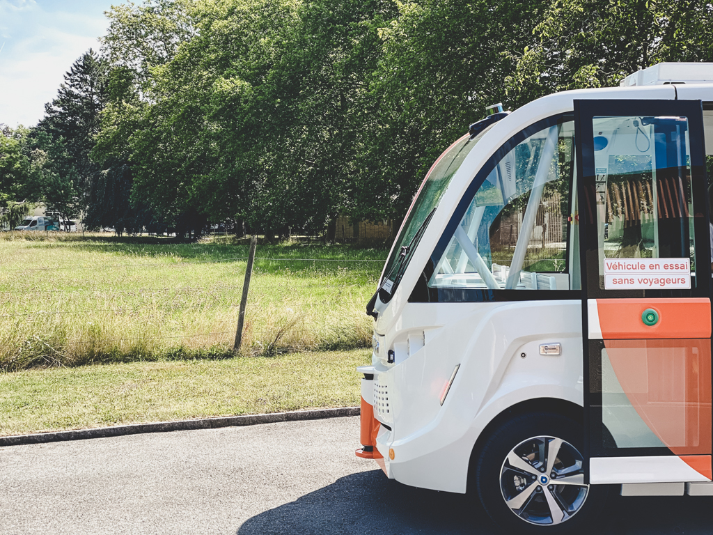H2020 AVENUE Door-to-door on-demand autonomous vehicles