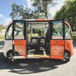 H2020 AVENUE Door-to-door on-demand autonomous vehicles