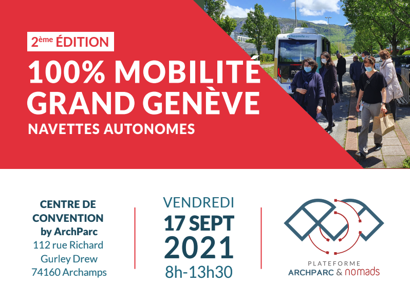 100% mobilité grand Genève